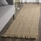 Safavieh Handmade Natural Fiber Cove Jute Rug with Fringe