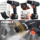 20V Electric Drill Cordless Power Drill / Driver with 49pcs Bits Set