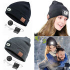 Kyпить Bluetooth Music Warm Beanie Hat Wireless Smart LED Cap Headphone Speaker Mic USA на еВаy.соm