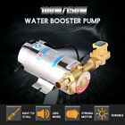 100W/150W Automatic Pressure Booster Pump Household Shower Water Pump