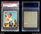 1935 National Chicle #23 Beattie Feathers  Bears PSA 5 - EXFootball Cards - 215