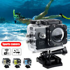 4K Mini Full HD Action Camera Sport Camcorder Waterproof Outdoor new