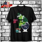 FREESHIP Grinch NFL Official Team Football New York Jets T-Shirt Black S-6XL NEW $19.99 USD on eBay