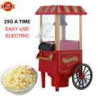 Air Pop Popcorn Machine Electric Popper Maker Cart Tabletop Home Party Snack US