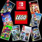 Range Of Lego Nintendo Switch Games - New & Sealed - Lots To Choose From!