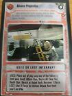 Star Wars CCG BB Limited A New Hope SINGLES Basic Choose Your Card SWCCG $0.99 USD on eBay