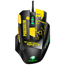 Gaming Mouse Mechanical 8 Programmable Buttons 4800DPI Battlegrounds Gamer Mouse