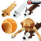 Resistant Durability Dog Chew Toy Molars Toothbrush Dog  Shape Vocalization