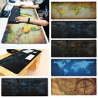 Ancient World Map Mouse Pad Gaming Large Size Mousepad Desk Office Keyboard Mat