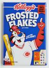 Cincinnati Reds Frosted Flakes FRIDGE MAGNET cereal box on Ebay