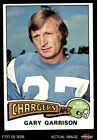 1975 Topps #230 Gary Garrison Chargers San Diego St 6 - EX/MT $0.99 USD on eBay