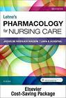 Lehne's Pharmacology for Nursing Care - Text and Pharmacology Online Package by