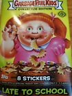 2020 Garbage Pail Kids Gpk Series 1 Late To School Bruised Black *pick One*