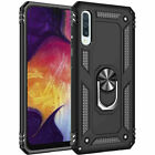 Samsung Galaxy A50 Phone case Cover With Magnetic Support Ring Stand