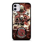 FITZGERALD ARIZONA CARDINALS NFL iPhone 5 6/S 7 8+ 11 Pro X XR XS Max Case Cover $15.9 USD on eBay