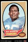 1970 Topps #206 Russ Washington Chargers Mizzou 3 - VG $0.99 USD on eBay