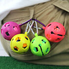 Fashion Golf Ball Cover Hollow Sleeve Protective Carabiner Keychain for 1 Ball