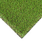 Ivy 25mm Realistic Artificial Grass Natural Astro Turf Garden Lawn 2m 4m CHEAP