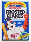 Minnesota Twins Cereal FRIDGE MAGNET frosted flakes box on Ebay