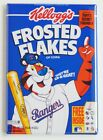 Texas Rangers Cereal FRIDGE MAGNET frosted flakes box on Ebay