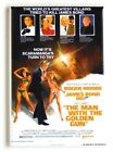 The Man With the Golden Gun FRIDGE MAGNET movie poster $5.95 USD on eBay