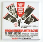 """From Russia With Love FRIDGE MAGNET movie poster """"style S"""" $5.95 USD on eBay"""