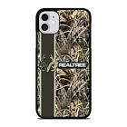 REAL TREE ART CAMO iPhone 5 6/S 7/8 + X/XS Max XR 11 Pro Case Cover