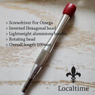 Quality Aluminium Screwdriver for OMEGA Swiss Watches Inverted Hexagonal Head