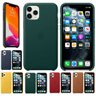 New Pu Leather Case Back Protective Cover For Apple Iphone 11 Pro Max Xs Xr 78 +