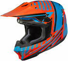 HJC CL-X7 / CL-X7 Plus HERO MC-26 Off-Road Helmet - Adult Sizes XS-3XL