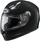 HJC FG-17 FULL-FACE HELMET -  BLACK Adult Sizes XS-3XL