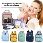 Mummy Maternity Diaper Bags Baby Large Capacity Outdoor Travel Backpack Tote Bag