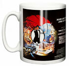 Dirty Fingers Mug, Timothy Dalton James Bond The Living Daylights, Film Poster £8.99 GBP on eBay