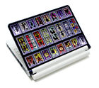 """Universal DIY Skin Sticker Cover Decal For 9"""" 10"""" 10.1"""" 10.2"""" Laptop Netbook PC"""