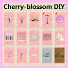 Animal Crossing New Horizons Cherry Blossom Event All 14 Items and DIY  petals