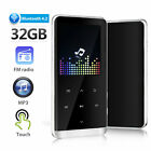 8/32GB Bluetooth MP3 Player MP4 Media FM Radio Recorder HIFI Sport Music Speaker