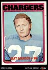 1972 Topps #192 Gary Garrison Chargers San Diego St 6 - EX/MT $2.1 USD on eBay