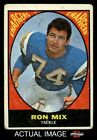 1967 Topps #125 Ron Mix Chargers USC 2 - GOOD $2.05 USD on eBay
