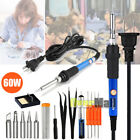 Soldering Iron Kit for Electronics 110V 60W Adjustable Control ℃ Welding Station