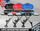 Portable Mini BBQ Grill 3 Colors Propane Foldable Cart, Camping Outdoor Party photo