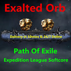 Path of Exile Exalted Orb Heist League Softcore SC POE Item PC Cheap Fast New EX