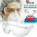 Anti-droplets Safety Goggles Surgical Anti Dust Glasses Work Eye Protection Lab