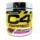 CELLUCOR C4 RIPPED iD Series Explosive Pre-Workout 30 Servings Choose Flavor