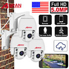 1080P 5MP 2Way Audio Talk Speak Pan/Tilt Wireless Security Camera System APP P2P
