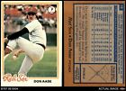 1978 Topps #12 Don Aase Red Sox 4 - VG/EXBaseball Cards - 213