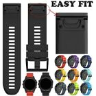Quick Install Watch Band Easy Fit Wrist Strap Link For Garmin Fenix 3 5 5X Plus image