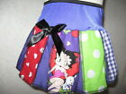 Skulls Pleated skirt Baby  Purple Betty Boop Spotted Party Gift Birthday Rock UK £13.5 GBP on eBay
