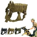Adjustable Tactical Dog Hunting Training Vest Harness Outdoor Sports Unisex