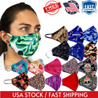 Kyпить Facemask Printed Face Mask Protection Mouth Mask Cover Reusable Washable  на еВаy.соm
