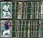 2020 BOWMAN BASEBALL CAMO PARALLEL PROSPECT ROOKIES 1-150 PICK YOUR PLAYERBasketball Cards - 214